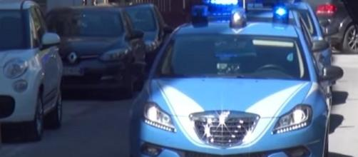 Caltanissetta, agenti dela sezione Volanti in servizio
