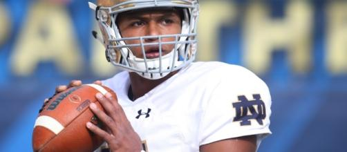 Could Notre Dame's DeShone Kizer be the best QB in the 2017 NFL ... - usatoday.com