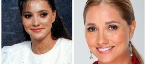 Gabriela Rivero foi a atriz que interpretou professora Helena