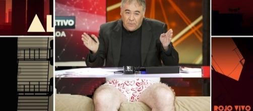 Ferreras, el tirano de la sexta: al desnudo