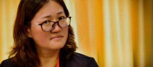 Fu Jie representante de China en la Elap 2016 en Ecuador