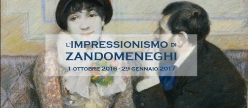 «L'Impressionismo di Zandomeneghi» a Palazzo Zabarella (Padova)