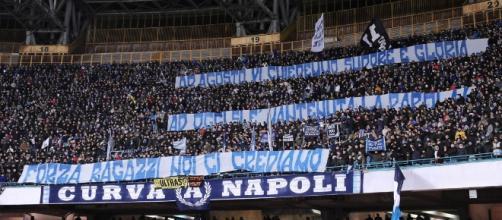 Napoli sconfitto a Bergamo dall'Atalanta
