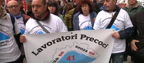 Pensioni lavoratori precoci, trovato l'accordo sulla quota 41.