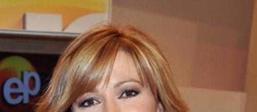 """Susanna Griso presentadora del programa de más éxito de Antena 3 TV, """"Espejo Público"""""""