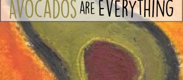 Avocados are everything painting by Natalie Wheeler nataliasnotebooks.wix.com/portfolio