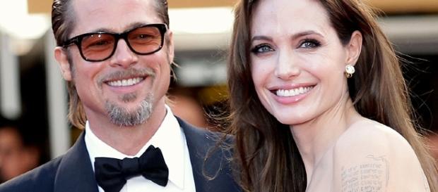 Brad Pitt accusato di abusi su minore da Angelina Jolie.