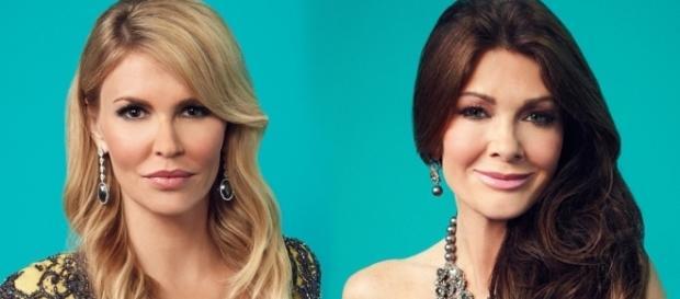 Brandi Glanville Calls Lisa Vanderpump a Bitch After Dramatic Real ... - eonline.com