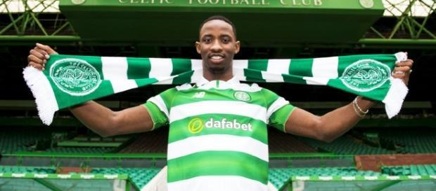 Dembélé se está dando a conocer en el Celtic