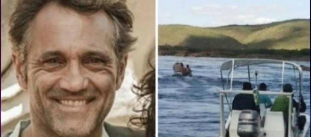 Domingos faleceu no dia 15 de setembro deste mês, vitima de afogamento no rio São Francisco.