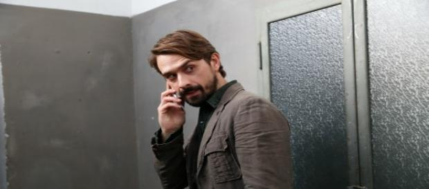 Giano Settembrini, interpretato da Davide Iacopini