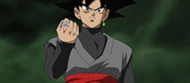 imagen filtrada de Black Goku capitulo 61