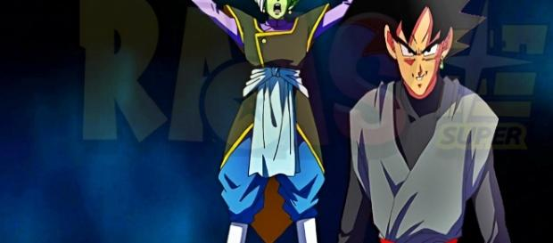 La identidad de Goku Black sería revelada en el episodio 59.
