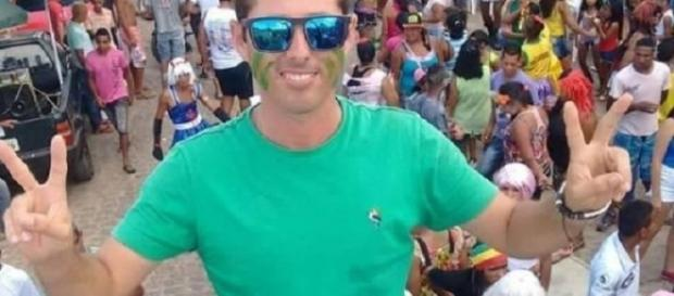 Márcio Fontes ficou desaparecido por dois dias (Foto: Arquivo Pessoal)