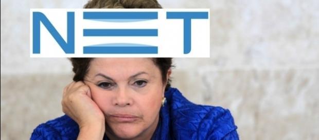 NET liga no Palácio do Planalto e pede para falar com Dilma