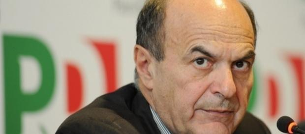 Pierluigi Bersani. Foto Il Tempo