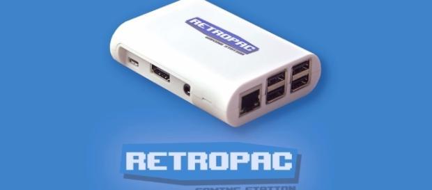 Retropac, la console made in France