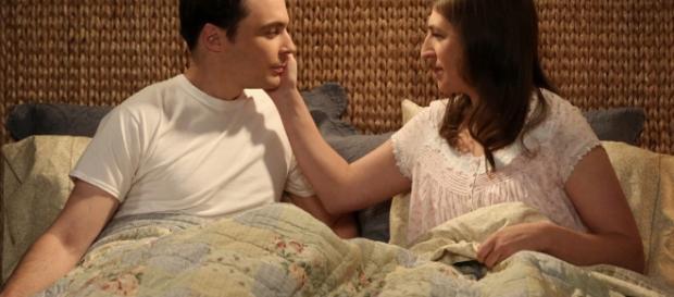 The Big Bang Theory Sheldon e Amy. - eonline.com