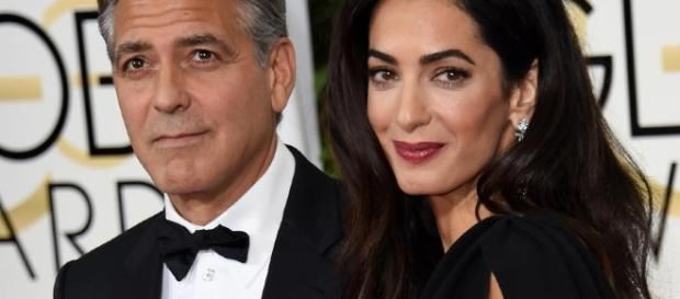 Verkuppler in Hollywood: George & Amal Clooney spielten für ... - ok-magazin.de