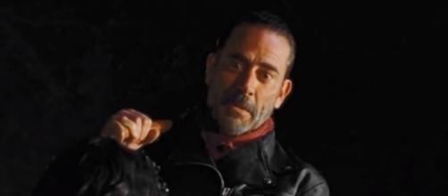 Is Negan watered down on 'The Walking Dead' TV show? - Photo via MKN4EVERR/Photo Screencap via AMC, YouTube.com