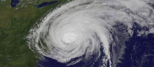 L'uragano Hermine visto dal satellite - blogspot.com