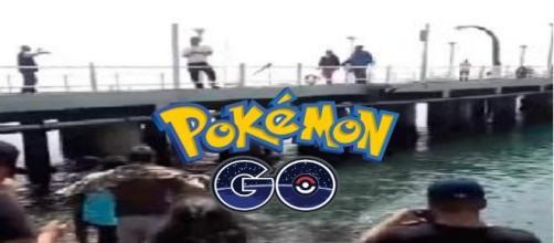 Pokémon GO: a new Pokémon discovered in the sea. Wikipedia