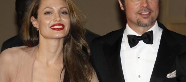 Brad Pitt e Angelina Jolie, contratto prematrimoniale da 380 ... - socialchannel.it