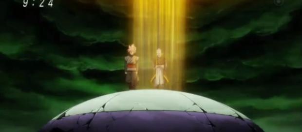 Dragon Ball Super: Black, el Super Saiyajin Rose, ep. 56 - taringa.net