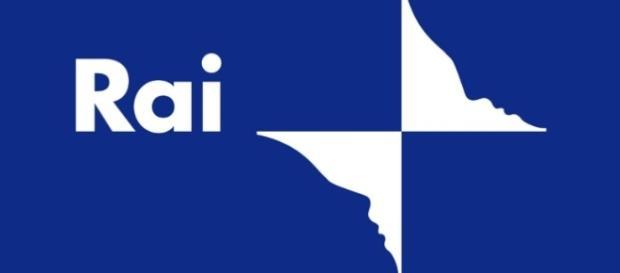 Il logo ufficiale della rete Rai