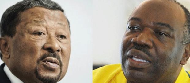 Jean Ping (à g.) et Ali Bongo (à d.) : l'un vaut-il l'autre et inversement ?