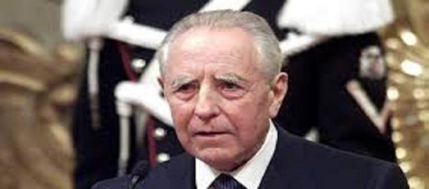 L'ex presidente della Repubblica Ciampi.