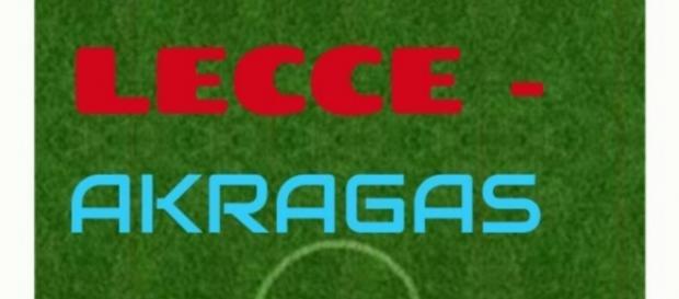 Le probabili formazioni di Lecce- Akragas.