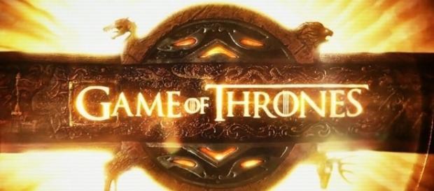 Logo de la serie Juego de Tronos