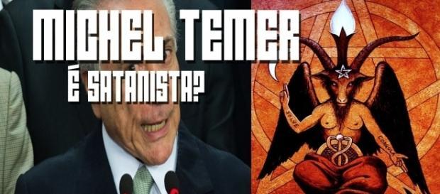 Michel Temer é mesmo satanista?