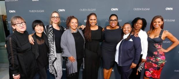 Oprah Winfrey, Ava DuVernay Celebrate 'Queen Sugar' at Premiere ... - hollywoodreporter.com