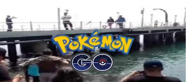 Pokémon GO: a new Pokémon discovered in the sea. Wikipedia