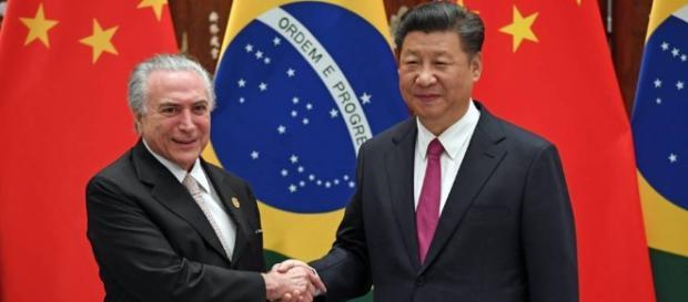 Temer embarcou para a China para participar do G20