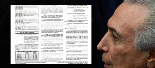 União muda lei do impeachment dois dias depois de Dilma cair