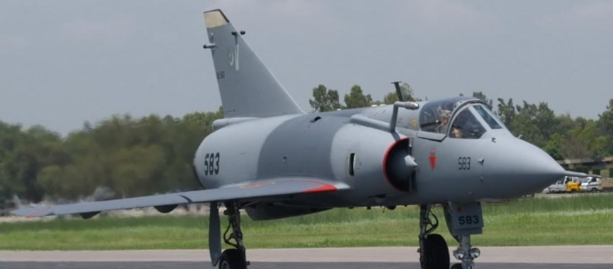 China and Pakistan collaboration leads to the JF-17 Thunder