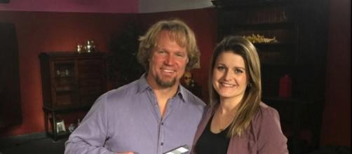 Sister Wives' hanging on by a thread? Photo: Blasting News Library - latinpost.com