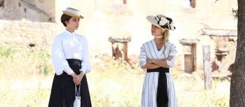 Teresa quiere confesarle la verdad a Cayetana /Tve1