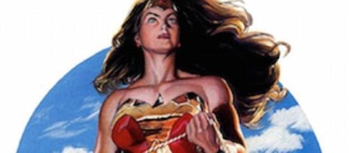 Wonder Woman is gay. Wikimedia