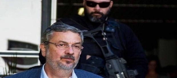 Após ser preso na 35ª fase da Lava Jato, ex-ministro Antônio Palocci (PT) depôs em Curitiba