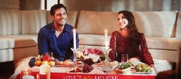 Cherry Season news: domani, 1 ottobre, Ayaz ed Oyku a 'Verissimo', e intanto viene lanciato un hashtag su Twitter.