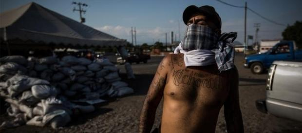 Colombian Drug War, Source: Vice News