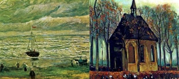 Dipinti rubati di Vincent Van Gogh