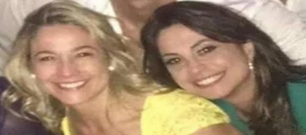 Fernanda Gentil está namorando uma mulher