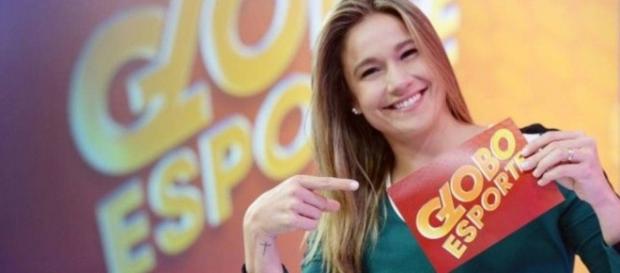 Fernanda Gentil - Foto/Reprodução