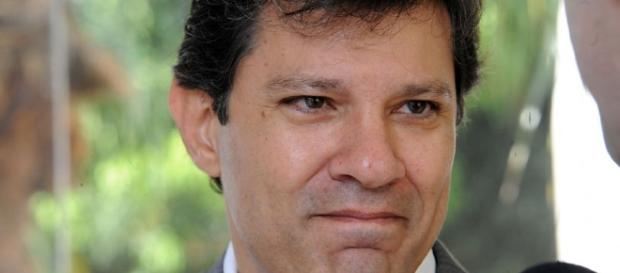 Fernando Haddad perdeu no 1º turno para João Doria
