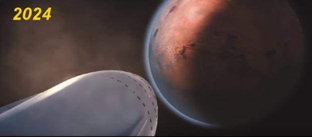 Gracias a este ambicioso plan los humanos llegaríamos a colonizar Marte antes del 2025